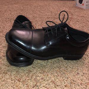 Nunn Bush men's dress shoe 8